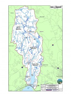 Niantic River Watershed