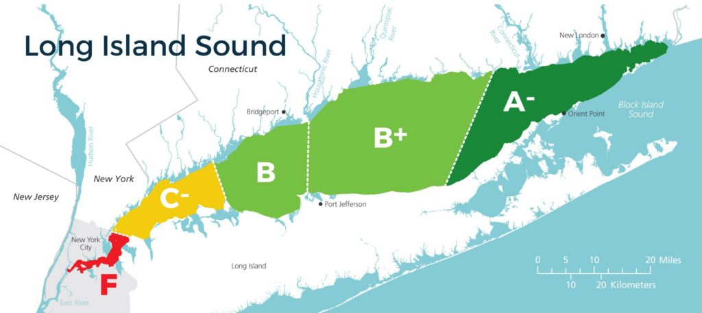 Connecticut Fund for the Environment/Save the Sound 2016 Long Island Sound Report Card